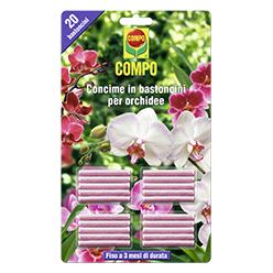COMPO Bastoncini per orchidee 20 bastoncini