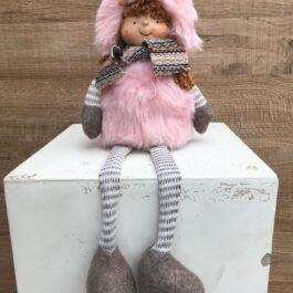 Bambolina Seduta Pink