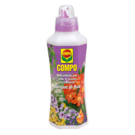 Compo nutrimento per tutte le piante sangue di bue 1 Lt