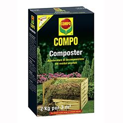COMPO Composter da 2 Kg