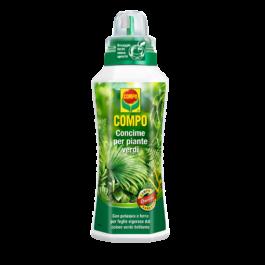 COMPO Concime liquido per piante verdi da 1 Lt
