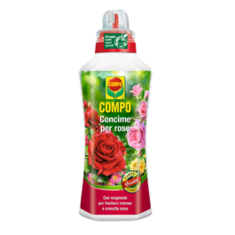 COMPO Concime per rose da 1 LT