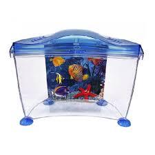 Acquario Askoll Goldfish Blu da 10 Lt