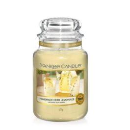 Yankee Caldle Homemade Herb Lemonade Giara Grande