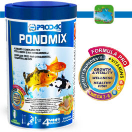 PondMix mangime e Pesci Rossi e Koi