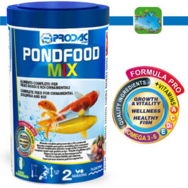 Pondfood Mix mangime per Pesci Rossi e Koi