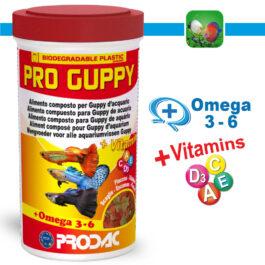 ProGuppy mangime per Guppy