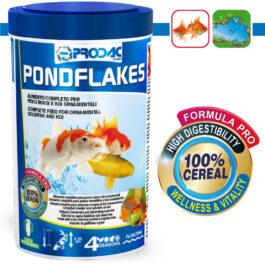 PondFlakes mangime per Pesci Rossi e Carpe Koi