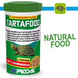 Tartafood mangime per tartarughe