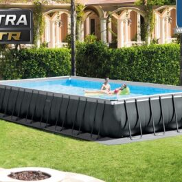 Piscina Intex Ultra Frame 5.49 x 2.74 x 1.32