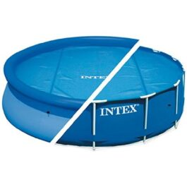 Telo Termico Intex per Piscine Frame ed Easy Diametro 29022