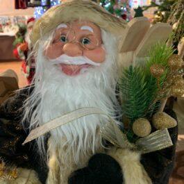 Babbo Natale con decoro