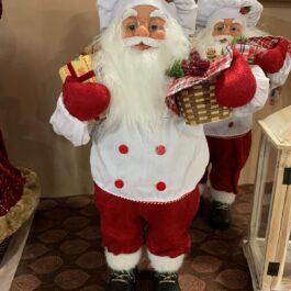 Babbo Natale Cuoco