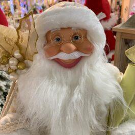 Babbo Natale Pacco Regalo
