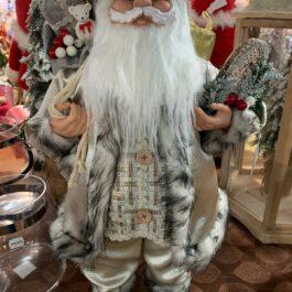 Babbo Natale Vestito Bianco