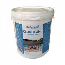 Clorolong Tricloro 90% in pastiglie da gr.200 – kg 10 Art. 9010003