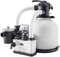 Pompa a Sabbia Combo Intex per piscine sino a 32.200 L Art. 26676