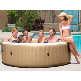 Spa Bubble Massage Intex 6 posti Art.28428