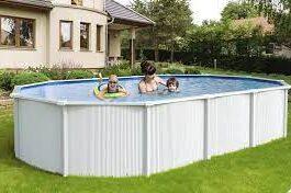 Piscina White Pool 730x360x130